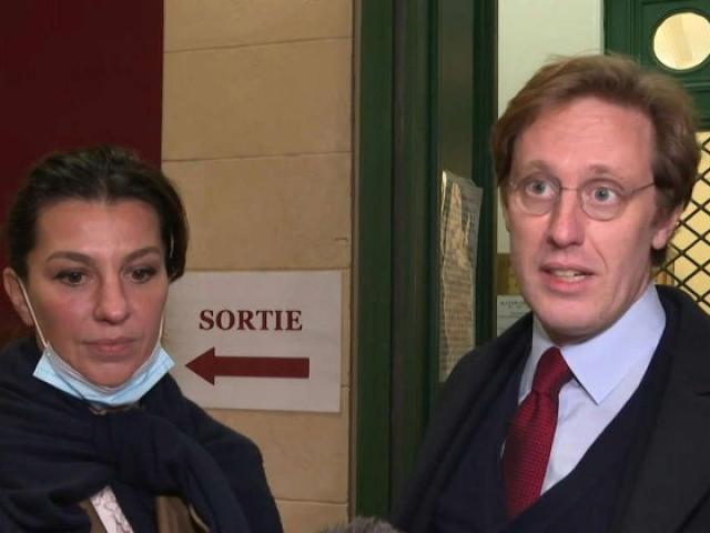 Procès pour viol de Marc Machin - Maître Gabeaud, avocat de la défense